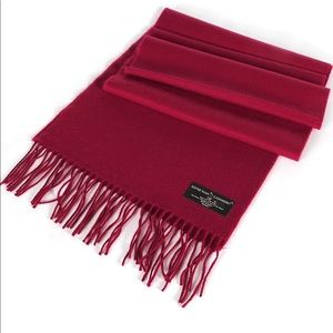 Other - Men's cashmere-like feel scarf